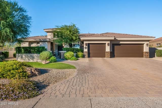 7764 E Overlook Drive, Scottsdale, AZ 85255 (MLS #6182737) :: The W Group
