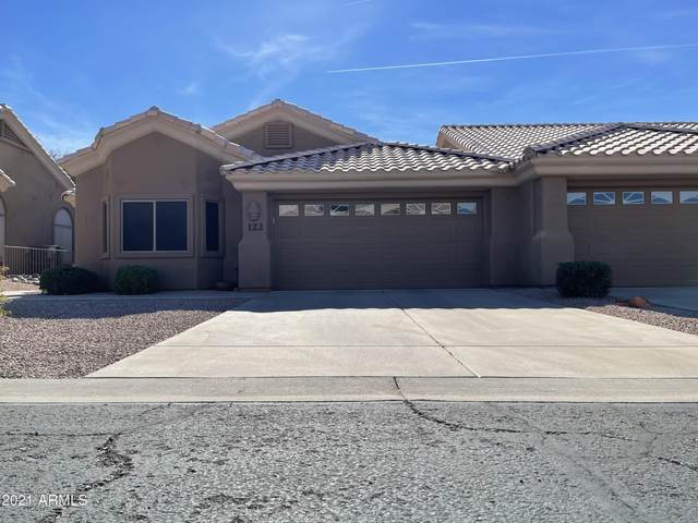 5830 E Mckellips Road #122, Mesa, AZ 85215 (MLS #6182744) :: My Home Group