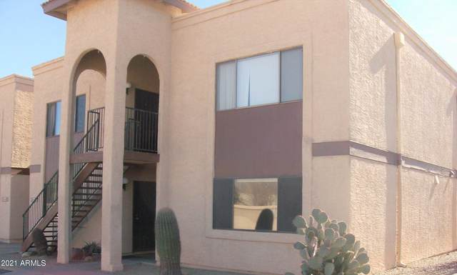 455 N Tegner Street #21, Wickenburg, AZ 85390 (MLS #6182755) :: Executive Realty Advisors