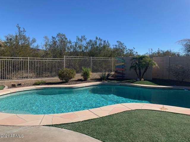 4702 E Happy Coyote Trail, Cave Creek, AZ 85331 (MLS #6182778) :: The W Group