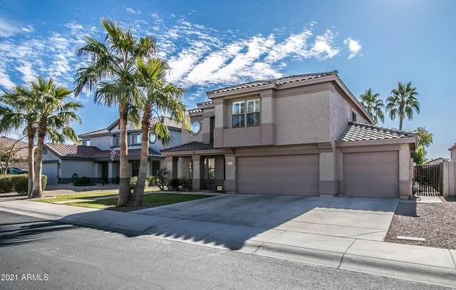 3357 E Derringer Way, Gilbert, AZ 85297 (MLS #6182787) :: Yost Realty Group at RE/MAX Casa Grande