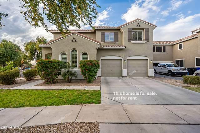 2704 S Hansen Drive, Gilbert, AZ 85295 (MLS #6182792) :: Yost Realty Group at RE/MAX Casa Grande