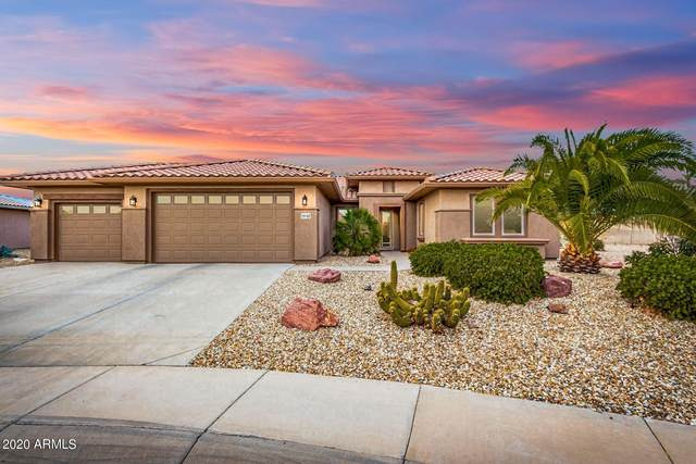 20186 N Horse Trail Drive, Surprise, AZ 85374 (MLS #6182801) :: Sheli Stoddart Team | M.A.Z. Realty Professionals