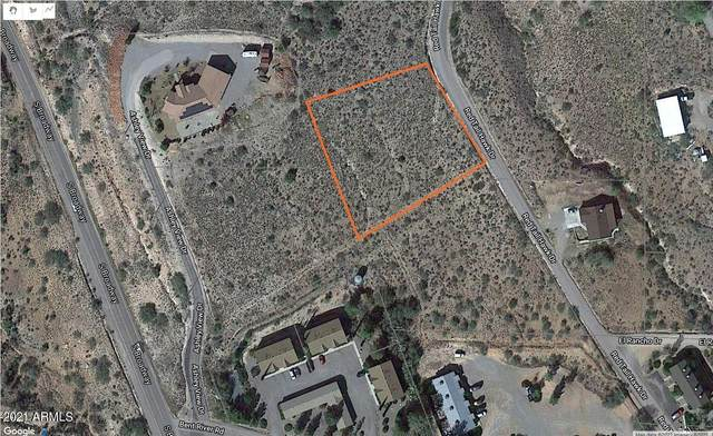 xxx Red Tail Hawk Drive, Clarkdale, AZ 86324 (MLS #6182812) :: The Riddle Group