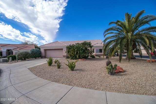 21810 N Pampas Court, Sun City West, AZ 85375 (MLS #6182846) :: Howe Realty