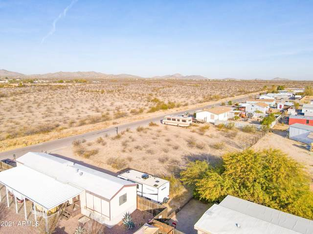 0 N Hillside Lot 22/23 Drive, Casa Grande, AZ 85122 (MLS #6182849) :: NextView Home Professionals, Brokered by eXp Realty
