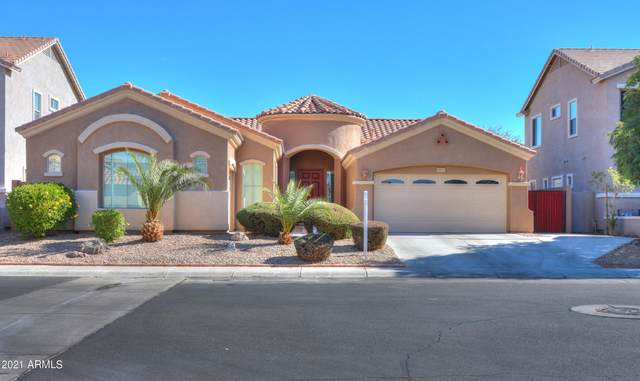 3813 S Danielson Way, Chandler, AZ 85286 (MLS #6182850) :: Executive Realty Advisors