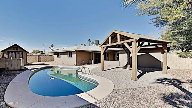 2327 E Geneva Drive, Tempe, AZ 85282 (MLS #6182855) :: Keller Williams Realty Phoenix