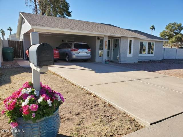 2507 E Boise Street, Mesa, AZ 85213 (MLS #6182856) :: Midland Real Estate Alliance
