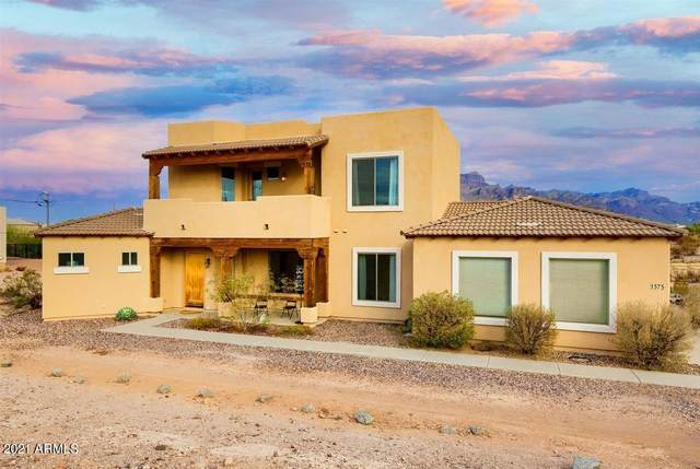 1575 N Starr Road, Apache Junction, AZ 85119 (MLS #6182862) :: Yost Realty Group at RE/MAX Casa Grande
