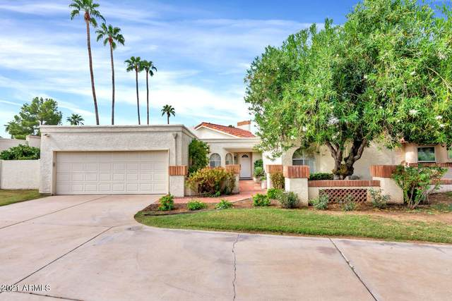 8415 E San Benito Drive NE, Scottsdale, AZ 85258 (MLS #6182885) :: Long Realty West Valley