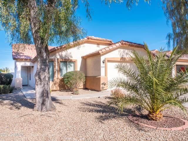 2570 E Silversmith Trail, San Tan Valley, AZ 85143 (MLS #6182887) :: Howe Realty