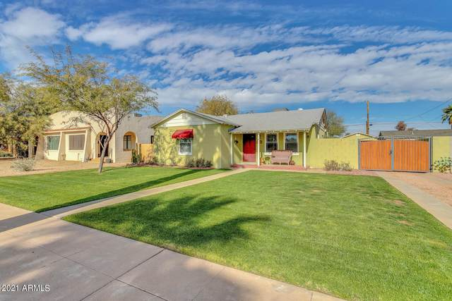 734 W Portland Street, Phoenix, AZ 85007 (MLS #6182944) :: My Home Group