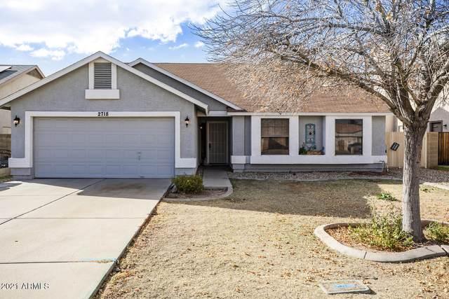 2718 N 87TH Avenue, Phoenix, AZ 85037 (MLS #6182989) :: neXGen Real Estate