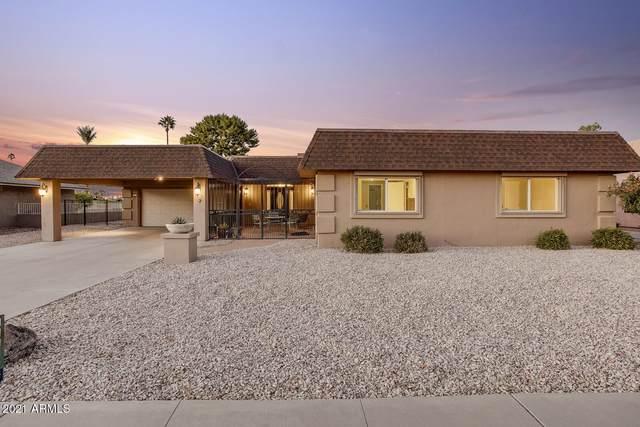 10644 W Brookside Drive, Sun City, AZ 85351 (MLS #6182995) :: Keller Williams Realty Phoenix