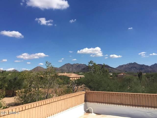 8542 E Los Gatos Drive, Scottsdale, AZ 85255 (MLS #6182997) :: The W Group
