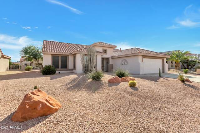 15947 W La Paloma Drive, Surprise, AZ 85374 (MLS #6183004) :: Sheli Stoddart Team | M.A.Z. Realty Professionals
