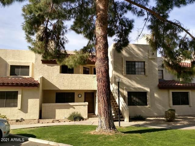 2020 W Union Hills Drive #153, Phoenix, AZ 85027 (MLS #6183007) :: Howe Realty