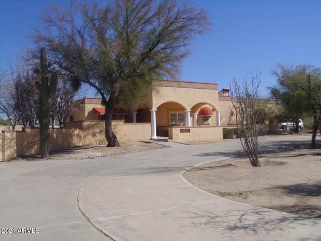 8542 E Los Gatos Drive, Scottsdale, AZ 85255 (MLS #6183011) :: The W Group