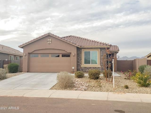 630 S 202nd Lane, Buckeye, AZ 85326 (MLS #6183014) :: The Property Partners at eXp Realty