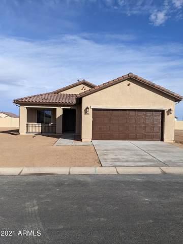 4064 W Spotted Pony Way, Eloy, AZ 85131 (MLS #6183020) :: Maison DeBlanc Real Estate