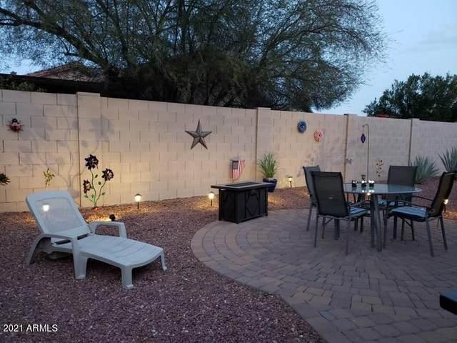 9236 E Cedar Basin Lane, Gold Canyon, AZ 85118 (MLS #6183022) :: Dijkstra & Co.
