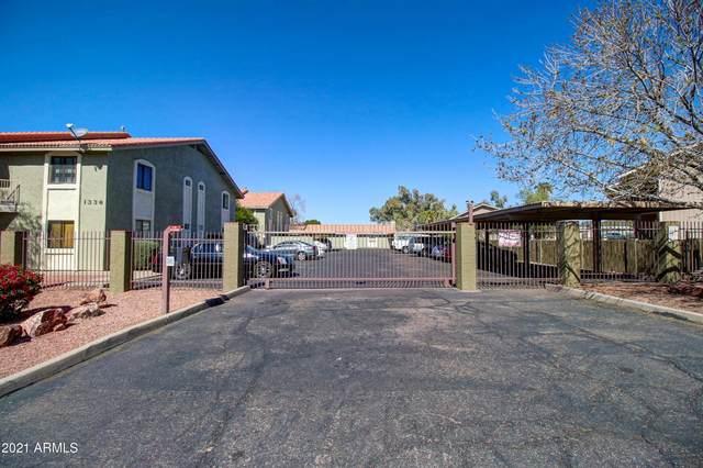 1336 E Mountain View Road #107, Phoenix, AZ 85020 (MLS #6183028) :: Midland Real Estate Alliance