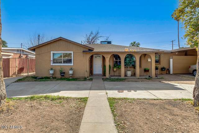 621 W 2ND Place, Mesa, AZ 85201 (MLS #6183030) :: Howe Realty
