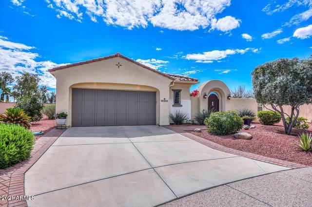 12915 W Micheltorena Drive, Sun City West, AZ 85375 (MLS #6183045) :: Midland Real Estate Alliance