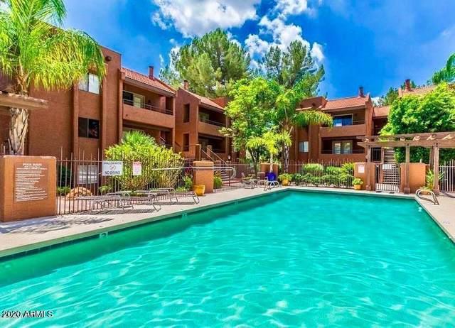 4704 E Paradise Village Parkway N #121, Phoenix, AZ 85032 (MLS #6183052) :: Midland Real Estate Alliance