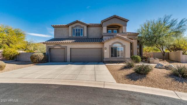 3827 N Canyon Wash Circle, Mesa, AZ 85207 (MLS #6183054) :: Devor Real Estate Associates