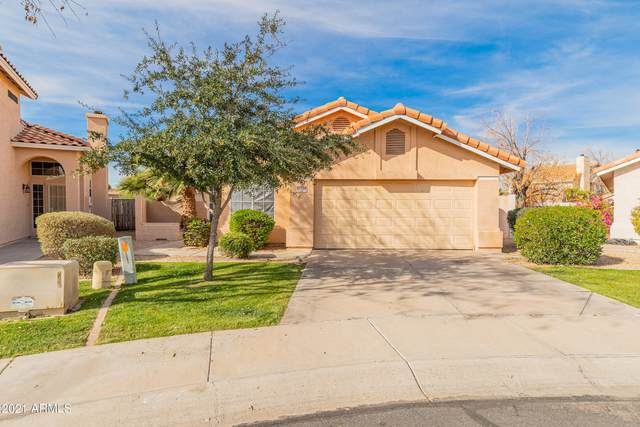 11958 N 80TH Avenue, Peoria, AZ 85345 (MLS #6183055) :: The Helping Hands Team