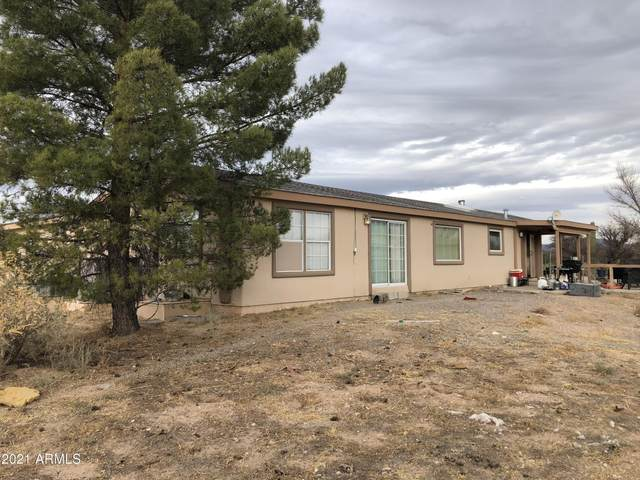 1201 W Hummingbird Lane, Benson, AZ 85602 (MLS #6183057) :: Midland Real Estate Alliance