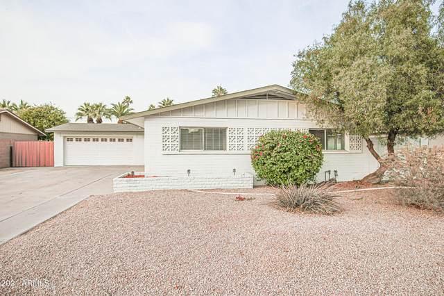 8750 E Valley Vista Drive, Scottsdale, AZ 85250 (MLS #6183088) :: Midland Real Estate Alliance