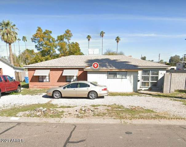 3146 E Flower Street, Phoenix, AZ 85016 (MLS #6183090) :: Devor Real Estate Associates