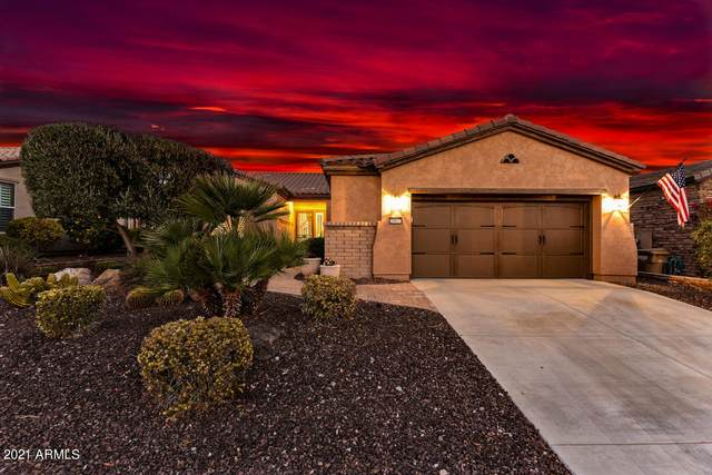 28827 N 126TH Lane, Peoria, AZ 85383 (MLS #6183101) :: Devor Real Estate Associates