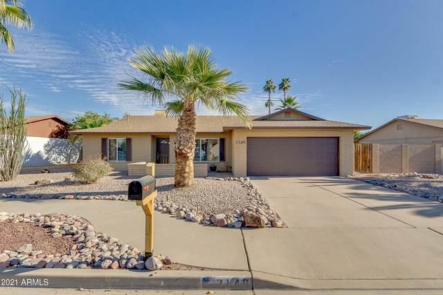 2149 S Don Carlos, Mesa, AZ 85202 (MLS #6183123) :: Keller Williams Realty Phoenix