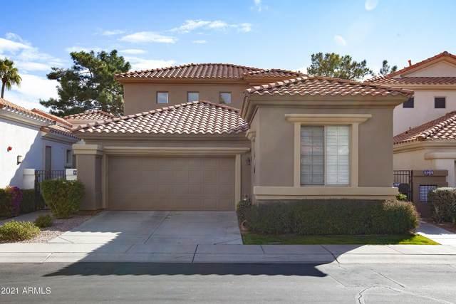 11415 N 78TH Street, Scottsdale, AZ 85260 (MLS #6183127) :: Keller Williams Realty Phoenix