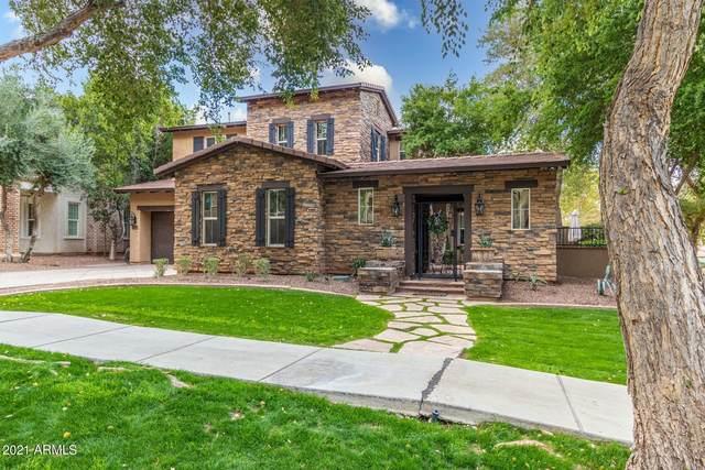 4161 N Village Street, Buckeye, AZ 85396 (MLS #6183134) :: Keller Williams Realty Phoenix