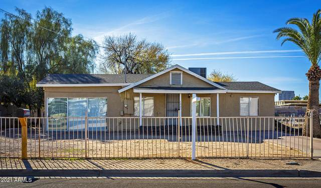 1225 E Devonshire Avenue, Phoenix, AZ 85014 (MLS #6183140) :: Long Realty West Valley