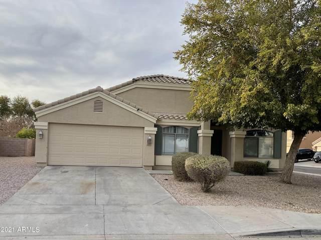 2404 S 105TH Lane, Tolleson, AZ 85353 (MLS #6183142) :: The Luna Team