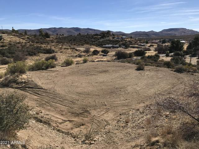 18170 S Henry Coe Road, Peeples Valley, AZ 86332 (MLS #6183144) :: Long Realty West Valley