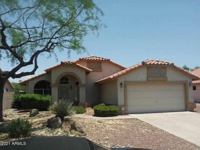 585 S Monterey Street, Gilbert, AZ 85233 (MLS #6183145) :: Budwig Team | Realty ONE Group