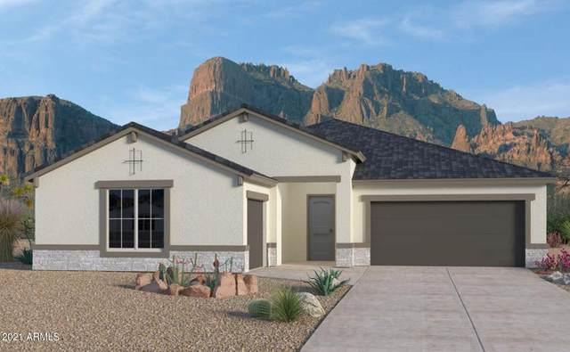 37937 W Santa Monica Avenue, Maricopa, AZ 85138 (MLS #6183149) :: Yost Realty Group at RE/MAX Casa Grande