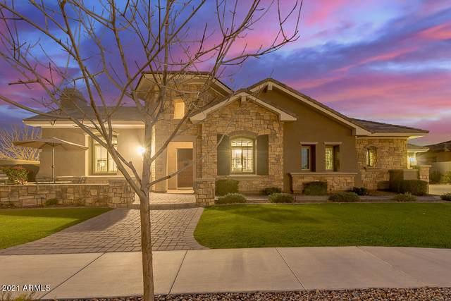 2161 E Aris Drive, Gilbert, AZ 85298 (MLS #6183151) :: Yost Realty Group at RE/MAX Casa Grande