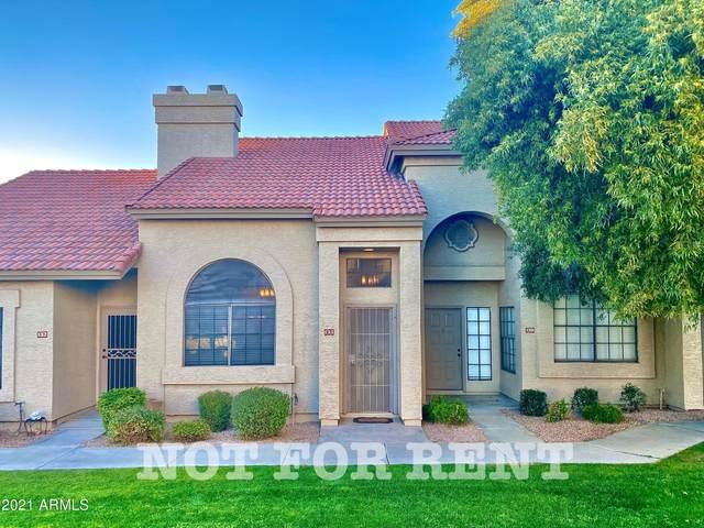 3930 W Monterey Street #131, Chandler, AZ 85226 (MLS #6183152) :: Devor Real Estate Associates