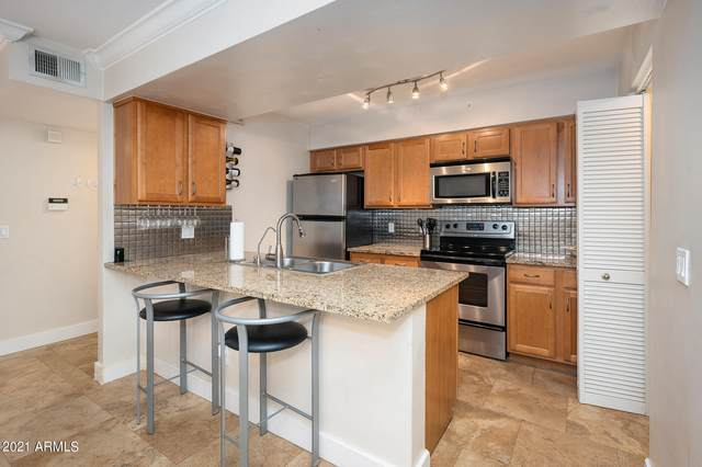 200 E Southern Avenue #161, Tempe, AZ 85282 (MLS #6183160) :: The Daniel Montez Real Estate Group