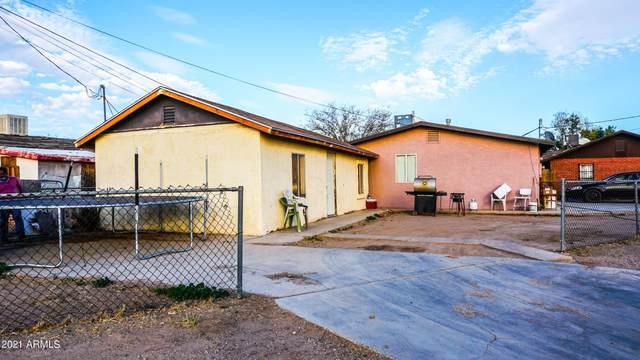 318 W Phoenix Avenue, Eloy, AZ 85131 (MLS #6183170) :: Yost Realty Group at RE/MAX Casa Grande