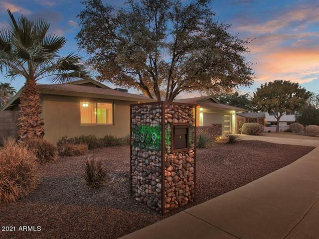 3809 N 87TH Place, Scottsdale, AZ 85251 (MLS #6183178) :: Long Realty West Valley