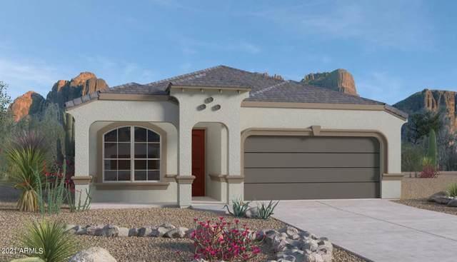 38265 W San Sisto Avenue, Maricopa, AZ 85138 (MLS #6183181) :: Yost Realty Group at RE/MAX Casa Grande